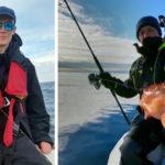 Размер морского окуня продолжает радовать